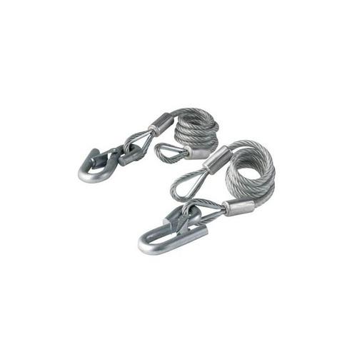 master lock 2829datsc cables de seguridad, trenzados de acer