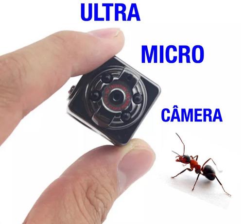 master micro camera full hd visao noturna spy/sport