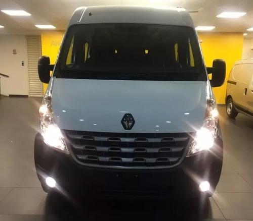 master minibus 15+1 2.3 antic y cuotas tasa 19.9% (ra)