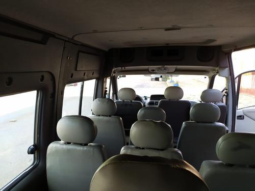 master minibus 2.5 turbo 2007