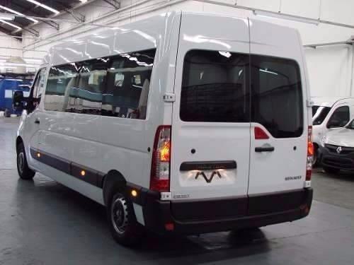 master minibus directo de fabrica! retira con tu usado!!