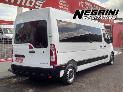 master minibus l3h2 2014/2015  branca  16lug