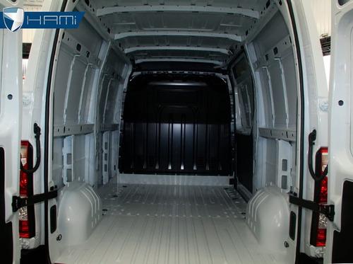 master renault extra furgao l3h2 16v turbo intercooler