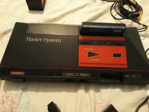 master system 1 completo campinas