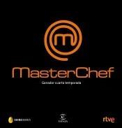 masterchef, ganador 4ª temporada(libro gastronomía y cocina)