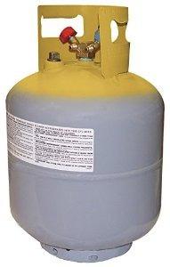 mastercool (63.010) gris / amarillo refrigerante del depósit