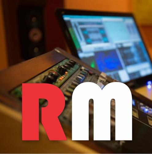 masterizacion - mastering analógico y/o digital - class