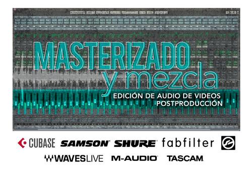 masterizado/mastering y mezcla - 100% online