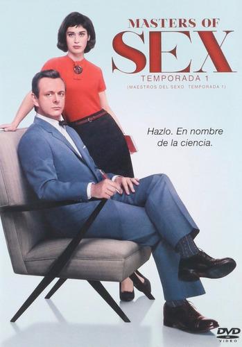 masters of sex paquete temporadas 1 uno y 2 dos serie tv dvd