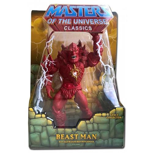 masters of the universe classics motu - red beast man