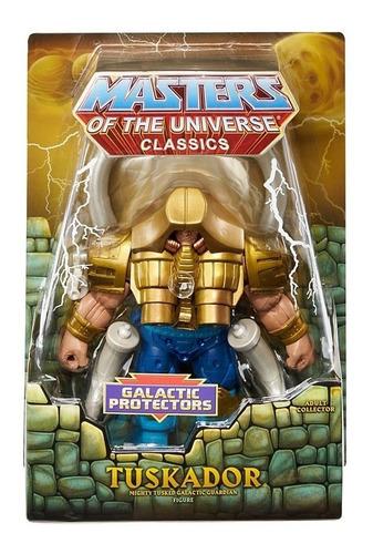 masters of the universe classics motu - tuskador - mattel