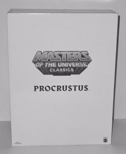 masters of the universe classics - procrustus - motuc