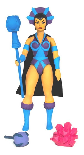 masters of the universe he-man vintage evil lyn super7