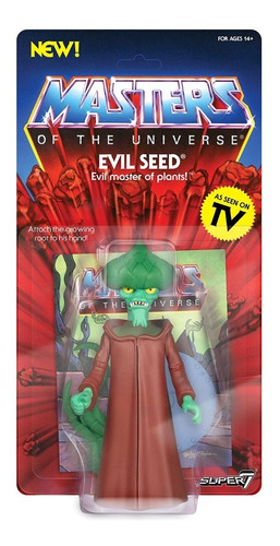 masters of the universe he-man vintage evil seed super7