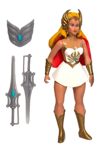 masters of the universe he-man vintage - she-ra - super7