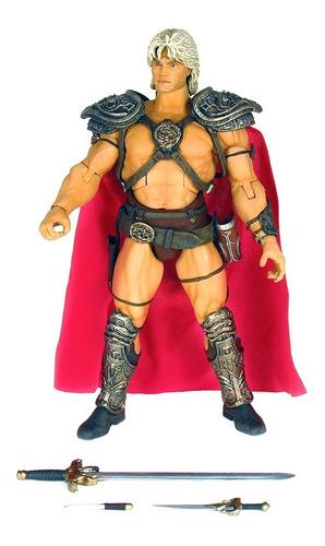 masters of the universe motu movie he-man super7 robot negro