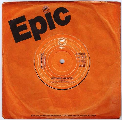 masterswitch action replay 1978 vinilo 7' punk kbd powerpop