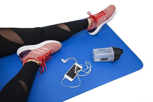 mat 10 mm yoga pilates  + correas  calidad oferta