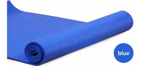 mat de yoga/esterilla/alfombra pilates/colores/colchoneta