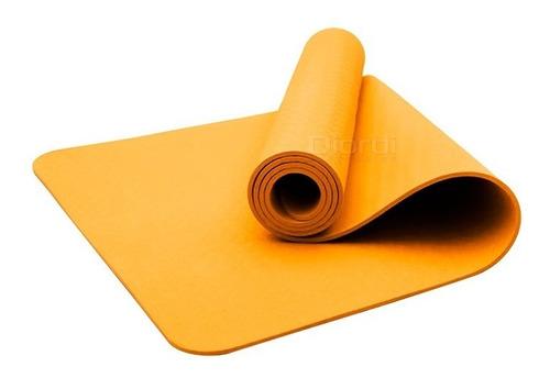 mat yoga eco friendly eb 6mm naranja