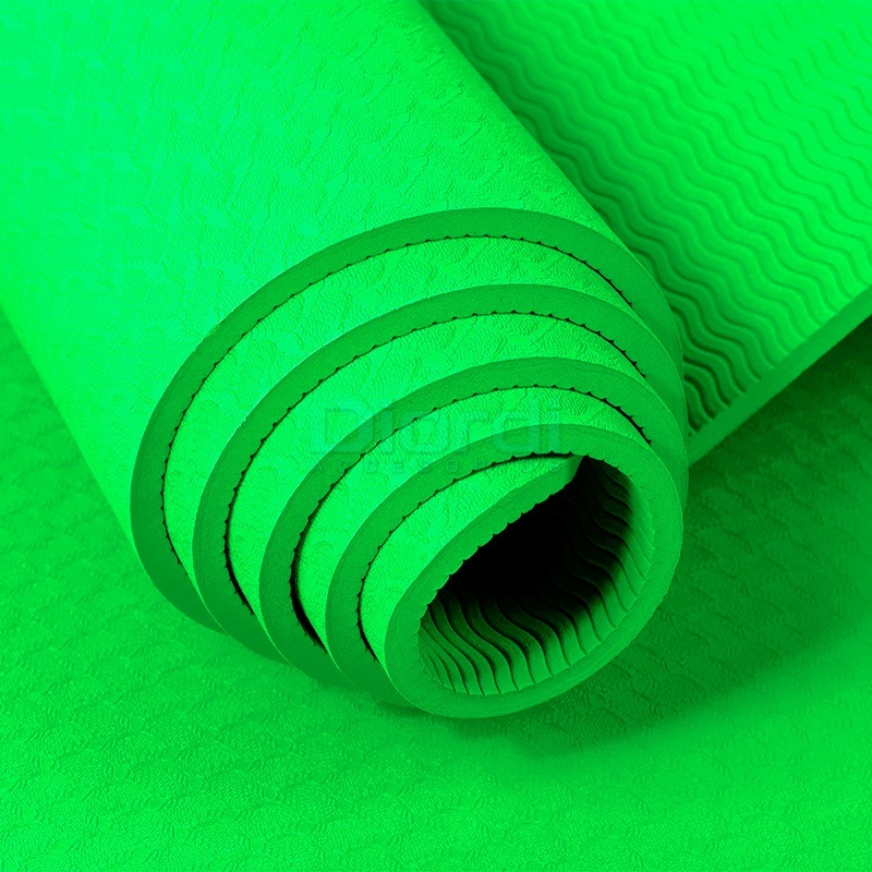 mat yoga pilates eco friendly 6mm verde tienda lince. Cargando zoom. 78c4b4870db0