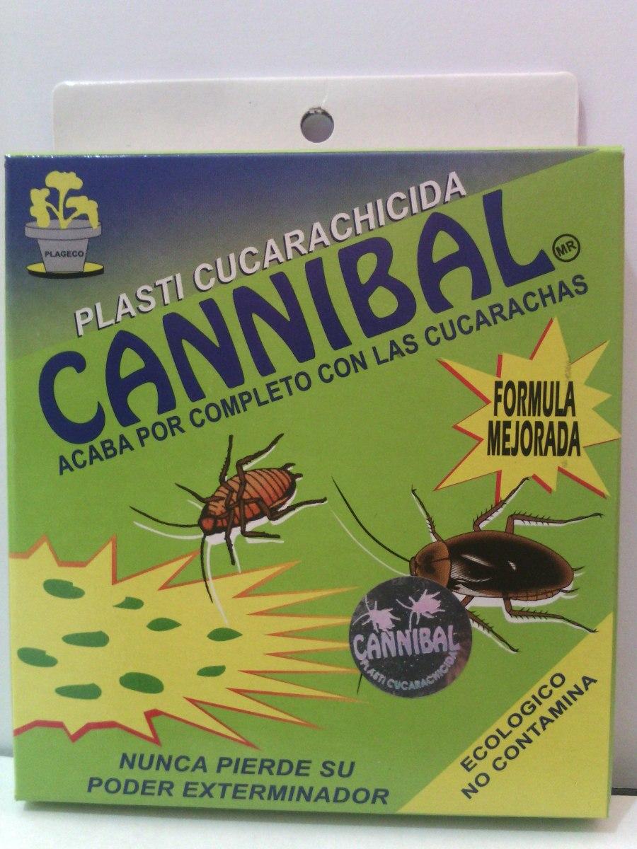 Mata cucarachas marca cannibal en mercado libre - Mata cucarachas electrico ...