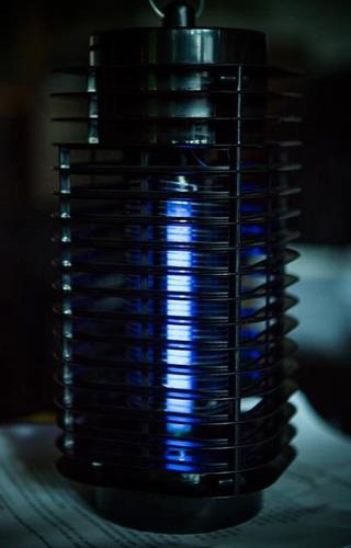 mata insectos electrico mata moscas luz ultravioleta
