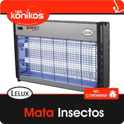 mata insectos insectocutor moscas mosquitos cubre 100 mts2