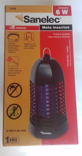 mata insectos mosquito eléctrico lampara uv 6w oferta 10 + 1