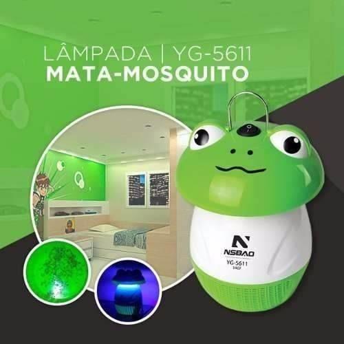 mata mosquito dengue novo bivolt