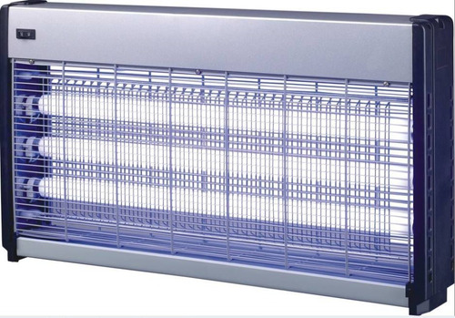 mata mosquito mosca insectos lelux gb1-60w cubre 200 mts2