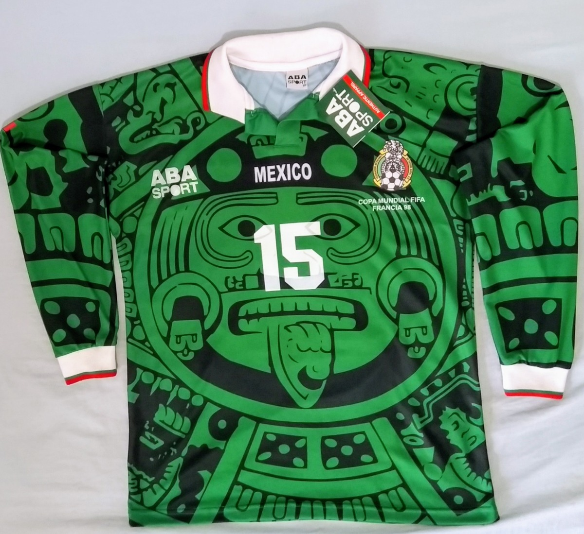 Select Trikot Mexico Camiseta Unisex Adulto