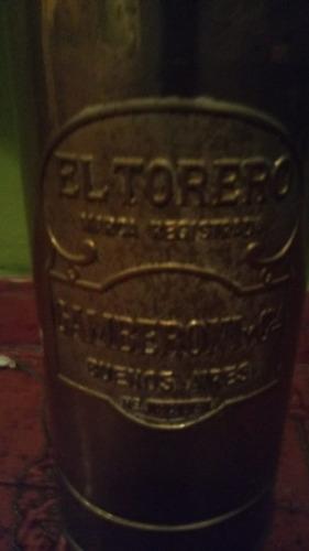 matafuego antiguo restaurado hecho lampara de bronce