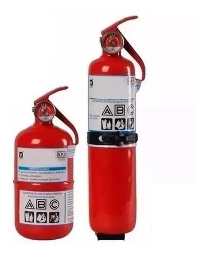 matafuego fuego nuevo polvo abc 1kg auto homologado