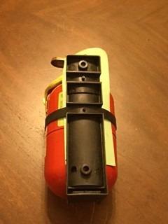 matafuego georgia de polvo 1 kg para auto abc