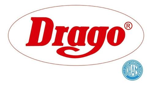 matafuegos extintor drago acetato k 6 lts cocina gastronomia