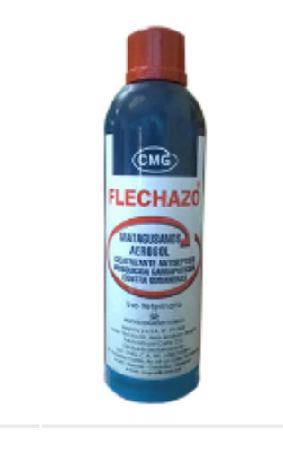 matagusano en spray flechazo 354cc