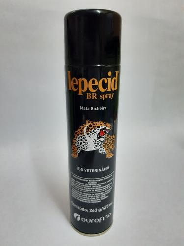 matagusanos lepecid oro fino spray x 475m - sayan