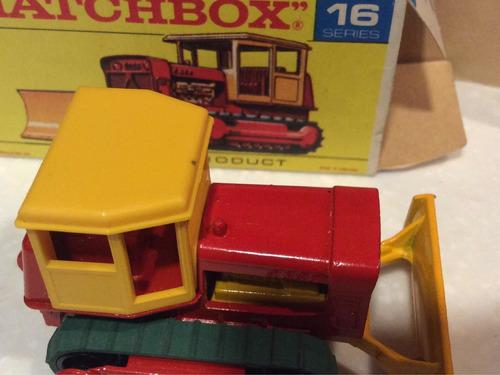 match box lesney carritos metálicos vintage de los 60s