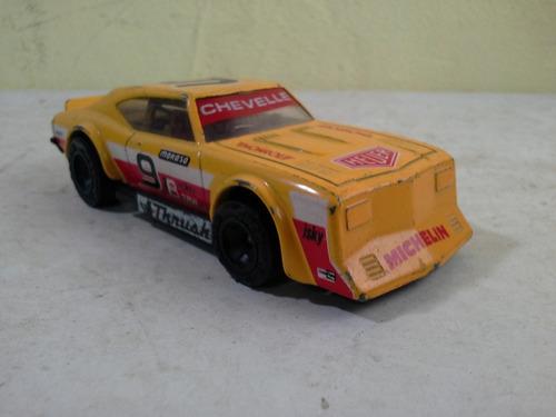 matchbox 1983 carro nascar antiguo, coleccionable(740)