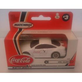 Matchbox 2002 Coca Cola Opel Calibra 8 Verd