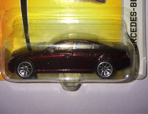 matchbox 2006 #02 mercedes-benz cls