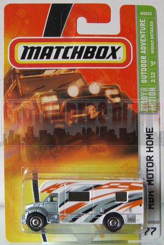 matchbox 2008 #77 mbx motor home