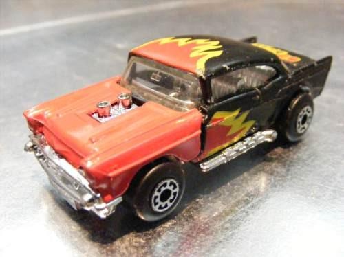 matchbox - 57 chevy de 1979 m.i. macau