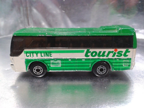 matchbox - autobus ikarus coach de 1986
