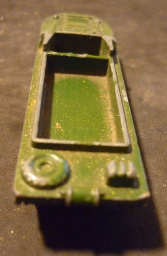 matchbox  by lesney nro 55a dukw (1958)