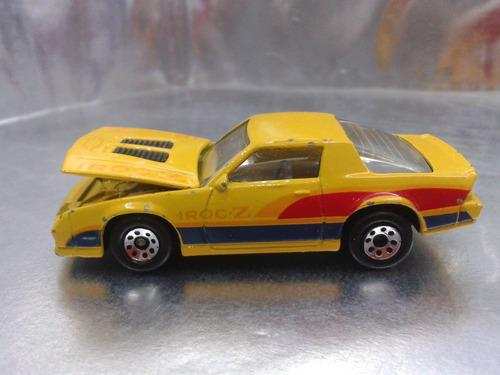 matchbox - camaro iroc-z 28 de 1985 m.i. macau #2