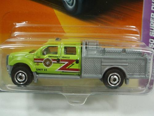 matchbox camion 1/64