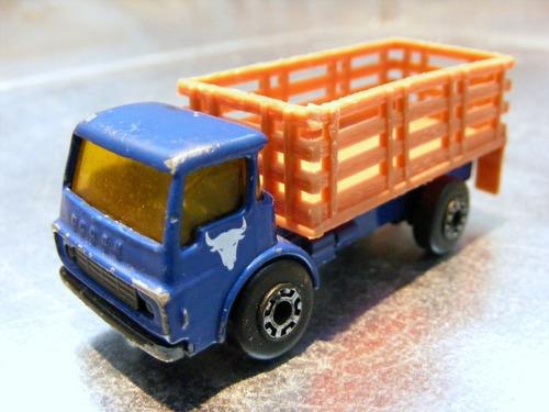 matchbox - camion cattle truck superfast