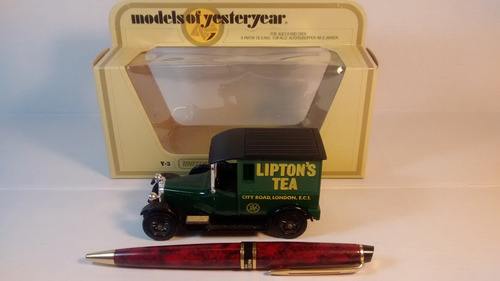 matchbox camión talbot de 1927 models of yesteryear y-5